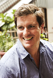Chef Seamus Mullen, who developed recipes for those with rheumatoid arthritis